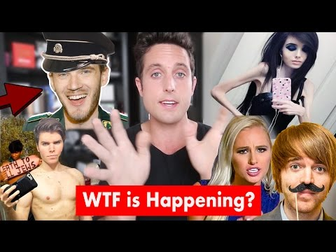 Let's Talk About The Youtube Drama...