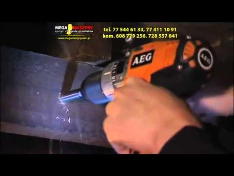 Elektronarzędzia akumulatorowe AEG