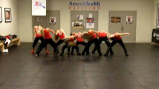 Video NJ Devils Dancers - You Give Love A Bad Name - Choreography MP3, 3GP, MP4, WEBM, AVI, FLV Juli 2018
