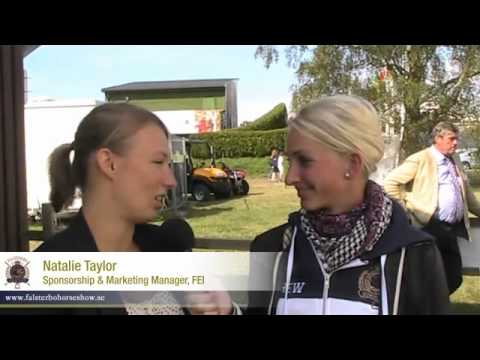 FHS 2012 - Interview with Natalie Taylor, Marketing Manager from FEI