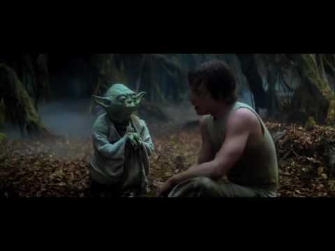 how to talk like yoda youtube