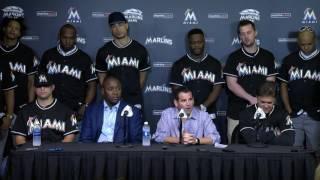 David Samson, Miami Marlins mourn death of Jose Fernandez