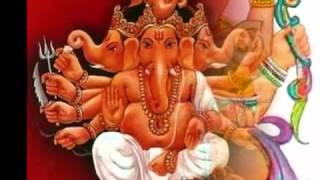 Ganesha Stotram By Adi Shankaracharya
