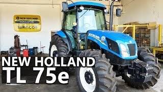 Video AVALIAÇÃO TRATOR NEW HOLLAND TL 75e MP3, 3GP, MP4, WEBM, AVI, FLV Desember 2018