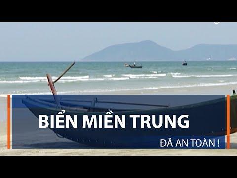 Biển miền Trung đã an toàn! | VTC1 - Thời lượng: 86 giây.