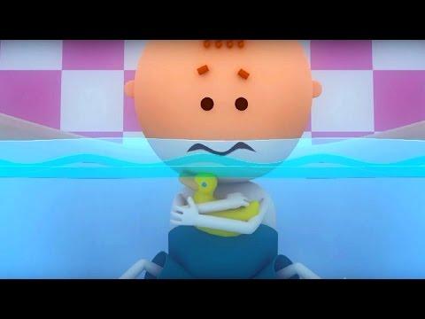 Аркадий Паровозов - Почему опасно закалятся без взрослых - мультфильм детям (видео)