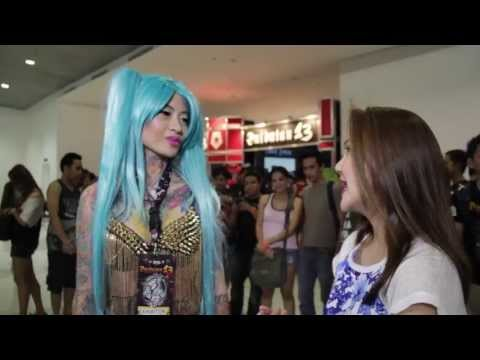 Video Most Tattooed Filipina - Philippine Book of Records download in MP3, 3GP, MP4, WEBM, AVI, FLV January 2017
