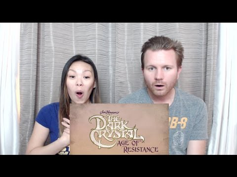 The Dark Crystal: Age of Resistance Teaser Trailer Reaction and Review