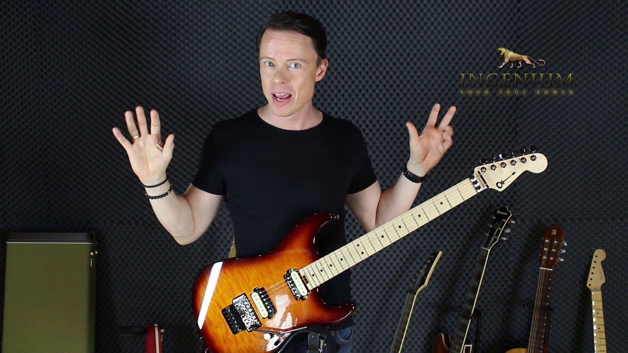 Talent will kill your progress – guitar mastery lesson