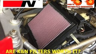 Video K&N Air filters, do they work? Are they worth it? MP3, 3GP, MP4, WEBM, AVI, FLV Juli 2019
