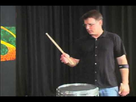 Jeff Queen's Tips For Faster Rudiments