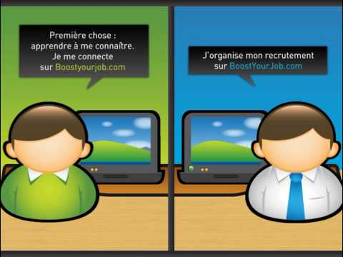 Video of Boostyourjob Emploi