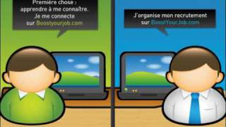 Boostyourjob Emploi YouTube video