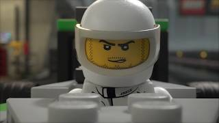 Mercedes AMG Petronas Formula One Team - LEGO Speed Champions - 75883 - Playstarter Animation