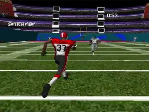 Video of Runningback Rush Football Lite