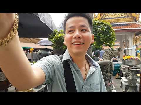 Xâm nhập chợ bùa ngãi u ám lớn nhất Thái Lan và giải mã cung điện hoàng gia toàn vàng nguyên khối - Thời lượng: 29 phút.