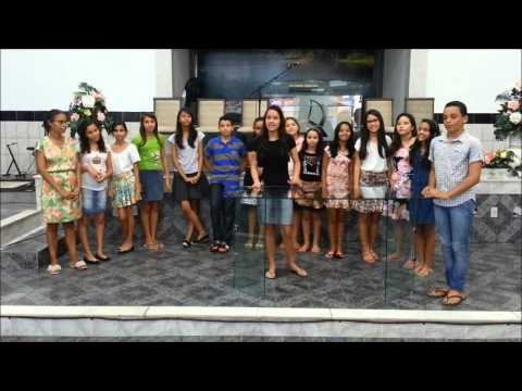 Chamada da 1ª Festividade do conjunto dos adolescentes Shekinah em Solânea