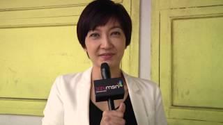 """Huang Biren plays """"Tiger Mum"""" in 2015 MediaCorp drama"""