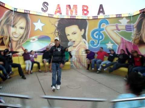 EQUIPE SAMBA EM JARINU FESTA DO MORANGO 2010