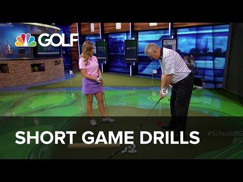Short Game Drills – School of Golf | Golf Channel
