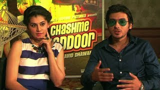 Best thing about Chashme Baddoor is getting wooed by 3 guys - Taapsee Pannu