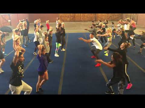 TonyG- Tony Gonzalez Choreography -Bring It On Worldwide #Cheersmack .