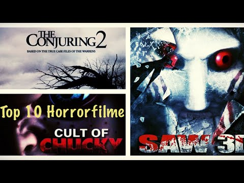 Meine Top 10 Horrorfilme!! // Ju Bi