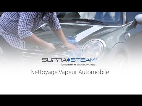 Nettoyeur vapeur aspirateur pour le nettoyage Automobile complet intérieur extérieur