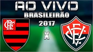 Clique no tempo abaixo para ouvir a narração dos gols de Flamengo 0x2 Vitória pela 19ª rodada do Brasileirão Série A 2017!