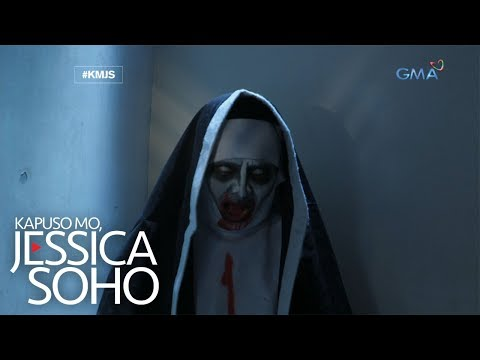 Kapuso Mo, Jessica Soho: Real-life 'The Nun' ng Calapan?