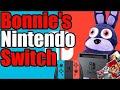 Fnaf Plush  Bonnie 39 S Nintendo Switch