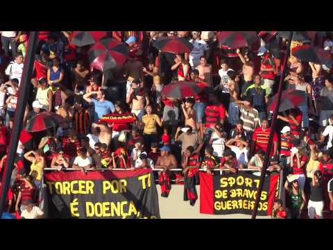 Video - BRAVA ILHA 1 JOGO SPORT X NÁUTICO - Brava Ilha - Sport Recife - Brasil