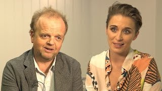 Nonton The Secret Agent  Interview With Toby Jones And Vicky Mcclure   Bbc One Film Subtitle Indonesia Streaming Movie Download