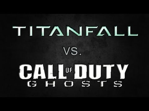 Titanfall, una amenaza para COD