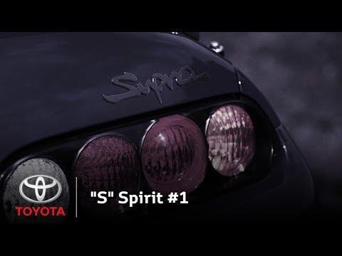 """S"" Spirit"