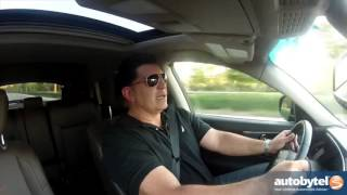 2013 Infiniti FX50 Test Drive   Luxury Crossover Video Review   YouTube
