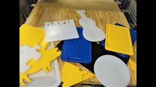 HDPE Cutting Boards