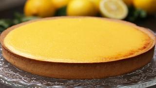 French-Style Lemon Tart (Tarte au Citron) by Tasty