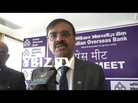 Subhramanyam-IOB  80th Foundation Day Celebrations