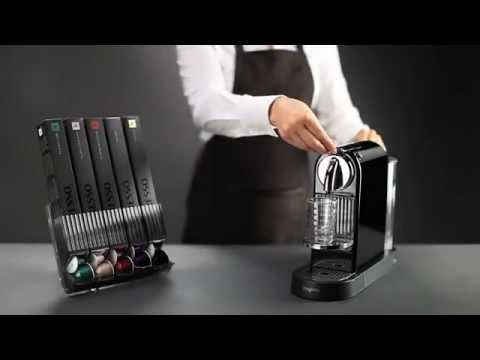 comment regler dosage nespresso