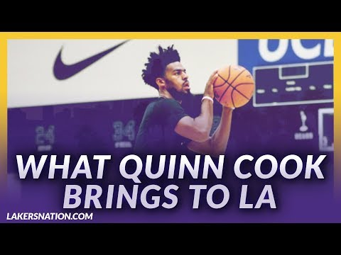 Video: Lakers Nation Previews: Why Quinn Cook Was An Important Signing