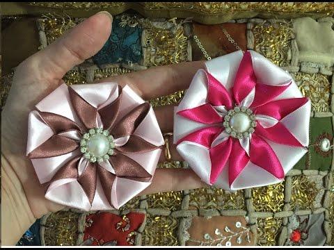 Flor duas cores