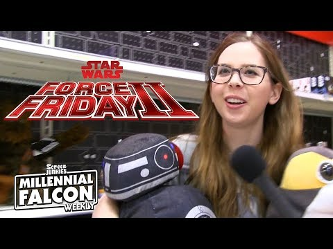 Who Buys Star Wars Toys at Midnight?? Force Friday Exposé! - Millennial Falcon