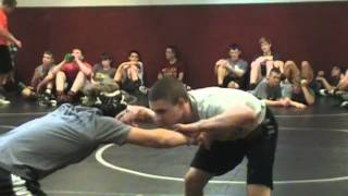 Warrensburg Wrestle-Offs ~ Video #3