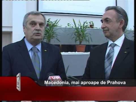 Macedonia, mai aproape de Prahova