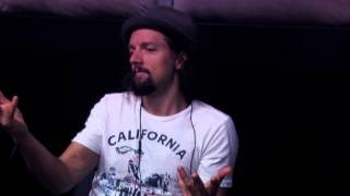 Jason Mraz on Finding His Voice - Taylor Session