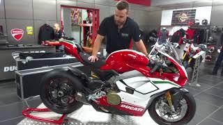 9. 2018 Ducati Panigale V4 Speciale