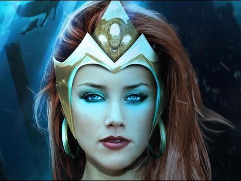 Amber Heard Confirms She's Playing Mera in Justice League!