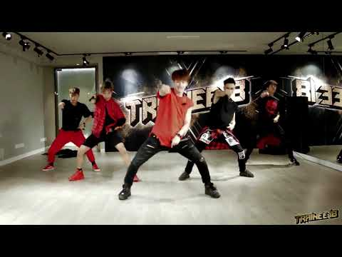 "[HD] TRAINEE18 - Chris Brown's ""X"" Cover 【Banana Culture】"