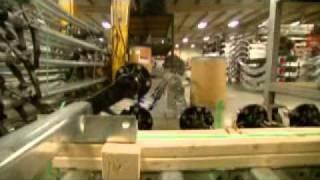 2. Triton Trailers, ATV128 aluminum trailer for side loading 3 ATV's